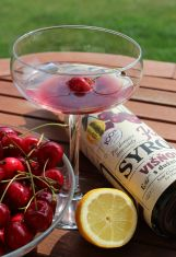 Koktail Cherry passion od Kitl